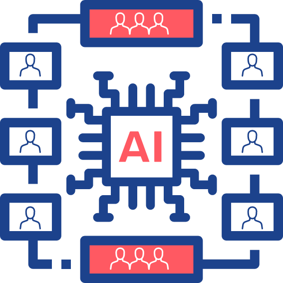 AI Normalized Parties